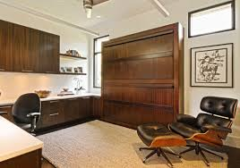 bed in office. Murphy Beds Dimensions \u0026 Design Ideas Bed In Office