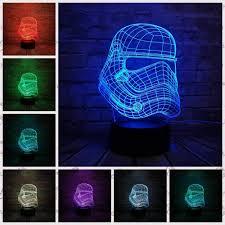Knight Light Lamp Amazon Com Onmyfly 3d Night Light Lamp 3d Lamp Film Knight