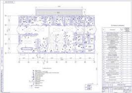 Скачать курсовую работу проект с чертежами проектирование   движения грузопотоков планировка