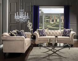 Antoinette Sofa & Love Seat – Famous Furniture Store