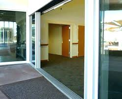how much does it cost to install a pocket door cost to install sliding glass door