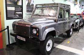 2012 Land Rover Defender James Bond  R