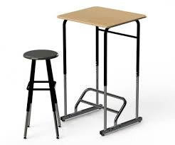 standing desks in schools help kids lose weight and improve with regard to amazing house standing student desk prepare