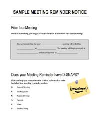 Meeting Announcement Template 11 Meeting Notice Templates Pdf Google Docs Ms Word