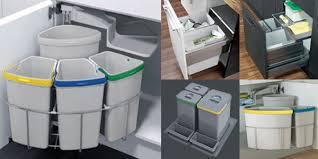 under counter kitchen bins