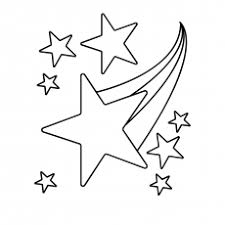 shooting star coloring page. Brilliant Star Star Falling From Sky Coloring Pages Inside Shooting Page I