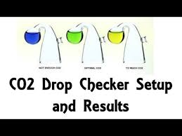 Co2 Drop Checker Setup And Results Comparison For Optimum