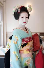 pontocho maiko ayaha geisha makeupanese