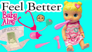 play doctor baby alive better now bailey who drinks wets play doctor baby alive better now bailey who drinks wets diaper cookieswirlc video