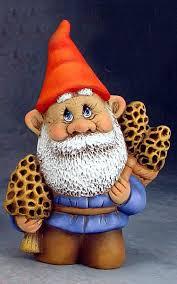 cheap garden gnomes. Small Garden Gnomes Mushroom Gnome Unpainted Ceramic Statue Cheap