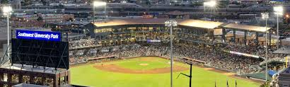El Paso Chihuahua Stadium Seating Chart Southwest University Park Tickets And Seating Chart