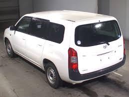 Toyota Probox Van 2013 available at Autocraft Japan - Color:WHITE ...