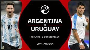 Argentina vs Uruguay live stream: Watch Copa America online