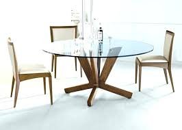 round glass kitchen tables glass kitchen tables wood and glass dining table sets amazing glass circle round glass kitchen tables