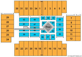 Fargo Dome Seating Chart Fargodome Tickets And Fargodome Seating Charts 2019