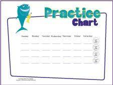 Free Printable Music Practice Charts Free Printable Practice Charts Makingmusicfun Net Piano