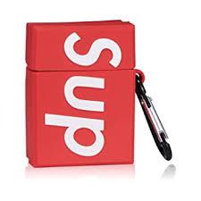 Nico&Z Cute <b>Fashion Case for Airpods</b> 1/2 (Red Su Box): Buy ...