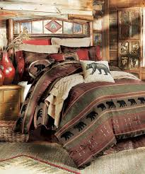 bed sheet and comforter sets wildlife bedding wildlife moose bear bedding
