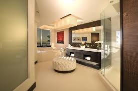 Decor Modern Mansion Master Bathroom With Modern Mansion Master