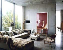 Small Picture 20 Concrete Living Room Design Ideas Decoholic