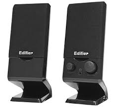 Buy Edifier <b>M1250</b> 2.0 Speaker Set - <b>Black</b> | GAME