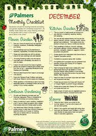 december checklist web december flower garden