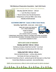 Small Blue Printer Garden Oapa April Events Flier Promise Neighborhoods Of The