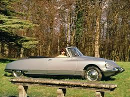 1955 Citroen DS - Milestones