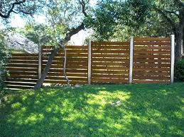Wood and metal privacy fence Aluminum Wood And Metal Fence Horizontal Wood And Metal Fence Privacy Fence With Metal Posts Horizontal Post Wood And Metal Fence House Floor Plans Wood And Metal Fence Metal Wood Privacy Fence Gate Wood Fence Metal