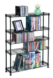 Space Saving Dvd Storage Interesting Compact Disc Storage Solutions For Space Saving