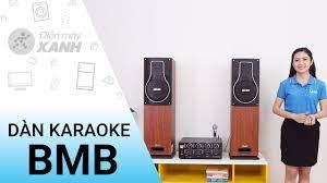 Dàn karaoke BMB - Tinh tế trong từng đường nét - YouTube