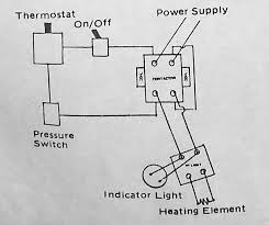 heater repair for hot tub spa whirlpool bath wiring diagram illustrating typical hot tub or spa heater safety controls c inspectapedia
