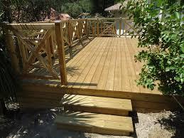 Deck 40 Terrasses Sur Pilotis Terrasse Bois Sur Pilotis Landes Terrasse Sur Pilotis Sur 2 Niveaux Avec 2 Escaliers