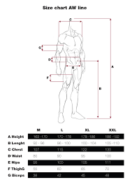 Body Ball Size Chart Size Guide Nebbia