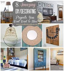 Small Picture decorating 25 easy diy home decor ideas sparkly decoration