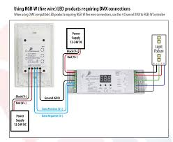 duet dmx glass touch in wall controller duet led dmx rgbw controller