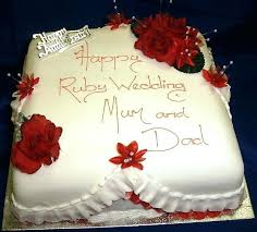 Anniversary Cake Images Traditional Anniversary Cake Love