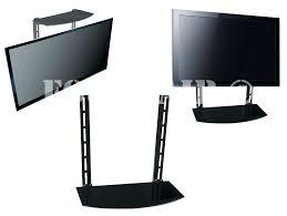 tv wall mount shelves wall mount wall shelf glass shelf above below under wall mount bracket tv wall mount shelves
