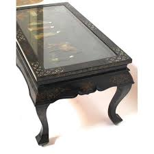 coffee table asian black lacquer coffee table image of chinese black lacquer folding coffee table