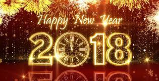 happy new year 2018. Wonderful 2018 To Happy New Year 2018
