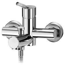 <b>Смеситель</b> для ванны с душем <b>BelBagno</b> Isola ISO-VASM-CRM ...