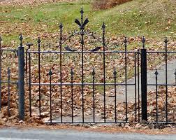 wrought iron fence victorian. Victorian Garden Gate Restoration. Wrought Iron Fence