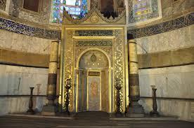 interior hagia sophia s