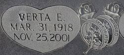 Verta Earline Patton Hamm (1918-2001) - Find A Grave Memorial