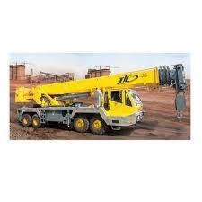 60 Ton Grove Truck Crane Load Chart Til Tms 860 60 T Truck Mounted Cranes Til Limited Kolkata