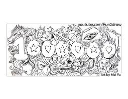 Small Picture Fun2draw Freebies 1 Million Subscribers on YouTube