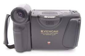 sharp viewcam. image is loading sharp-viewcam-vl-e37-liquid-crystal-video-camera- sharp viewcam s