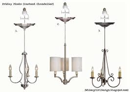 light fixture s whimsy girl finds recessed lighting conversion chandelier chandelier just s into recessed