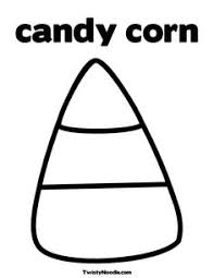 candy corn clipart black and white. For Candy Corn Clipart Black And White