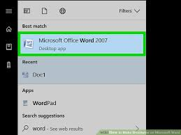brochure microsoft word how to make brochures on microsoft word with pictures wikihow